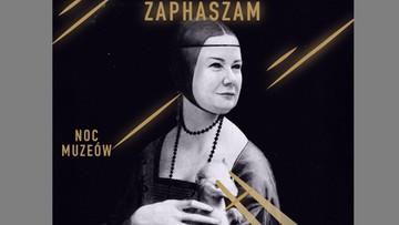 """Hanna Gronkiewicz-Waltz z łasiczką """"zaphasza"""" do muzeów"""