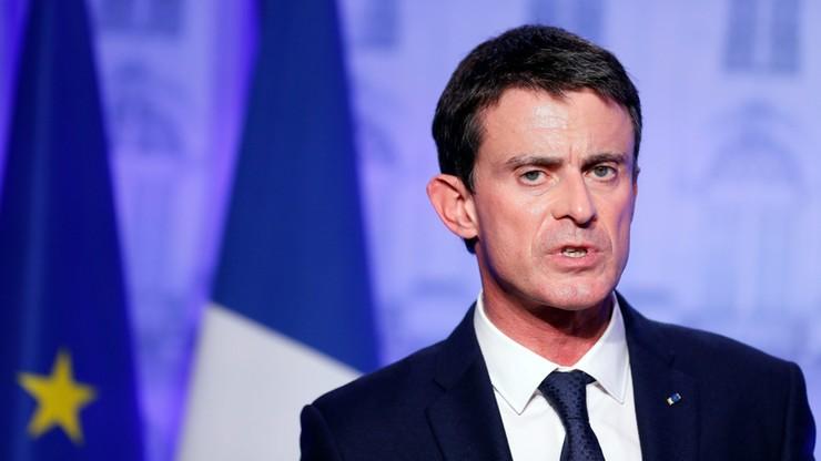 Francja: premier planuje dymisję, by ubiegać się o stanowisko prezydenta