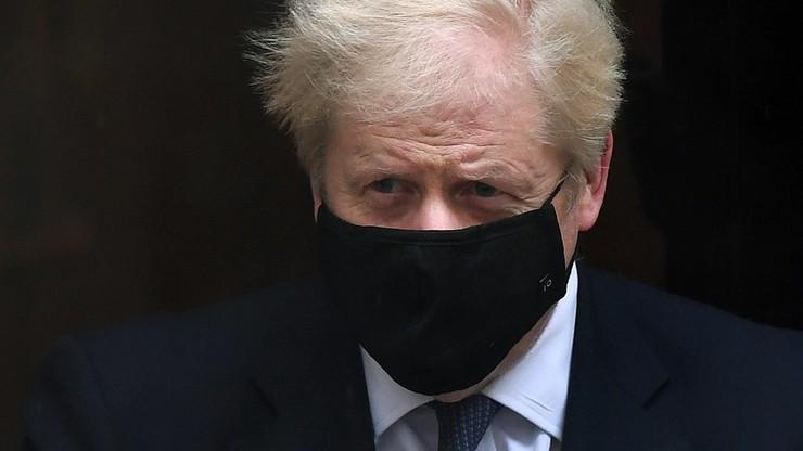 Boris Johnson: od czwartku całkowity lockdown w Anglii