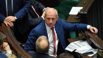 """""""Pokazówka"""", """"próba przykrycia obciachu"""". Neumann komentuje zatrzymanie Chrzanowskiego"""