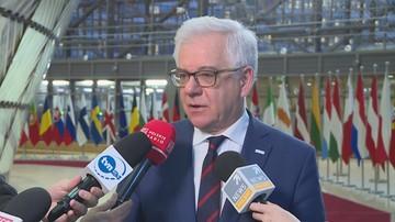 Czaputowicz: Rosja  nie będzie uczestniczyć w konferencji ws. Bliskiego Wschodu
