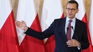 Sąd oddalił pozew przeciwko premierowi Morawieckiemu. PO: kuriozalna decyzja