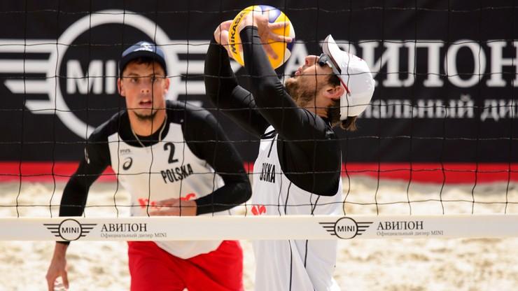 World Tour: Dwie polskie pary w ćwierćfinale w Moskwie
