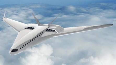 NASA pracuje nad samolotem na prąd z kriogenicznego paliwa wodorowego