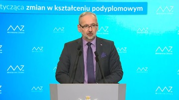 Ministerstwo zdrowia zapowiada umarzanie kredytów studenckich. Niedzielski podał warunek