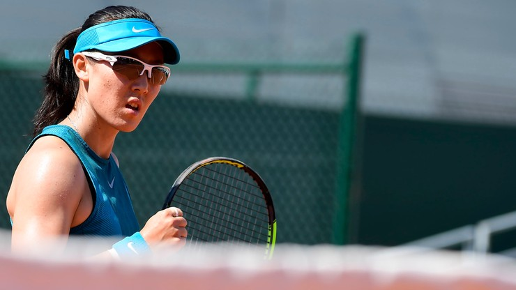 WTA w Nanchang: Zheng drugą finalistką