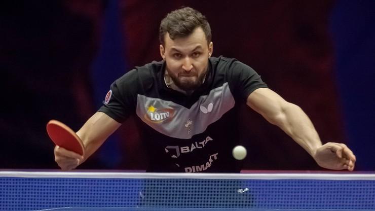 Wicemistrz Polski w tenisie stołowym odrzucił ofertę gry z Niemiec