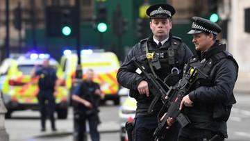 Policja: sprawca ataku w Londynie to 52-letni Khalid Masood