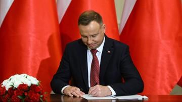 Prezydent podpisał nowelizację ustawy o KRS