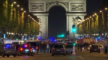 Strzelanina w centrum Paryża. Policja: to prawdopodobnie akt terroru