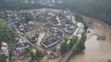 """""""Liczba znajdowanych ciał rośnie z godziny na godzinę"""". Niemcy po powodzi"""