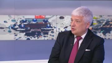 Gwiazdowski o Kaczyńskim: jak Bóg chce kogoś pokarać, to mu rozum odbiera