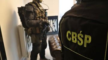 17 zatrzymanych w związku ze śledztwem ws. gangu pseudokibiców. Posiadali narkotyki warte 1,2 mln zł