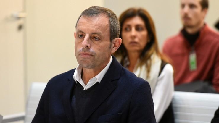 Ruszył proces byłego prezesa FC Barcelona