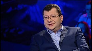 """""""To Kurski przekazał mi akta afery podsłuchowej"""" - Stonoga w programie """"Skandaliści"""""""