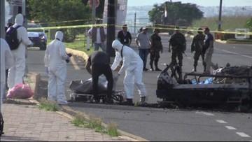 Atak kartelu narkotykowego na konwój wojskowy w Meksyku. Są zabici i ranni
