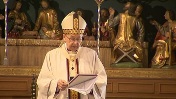 Abp. Gądecki: chrześcijanin nie może siedzieć zamknięty