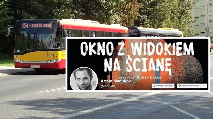 Wykładowca miał pobić aktora Teatru Powszechnego. Artysta rozmawiał w autobusie po ukraińsku