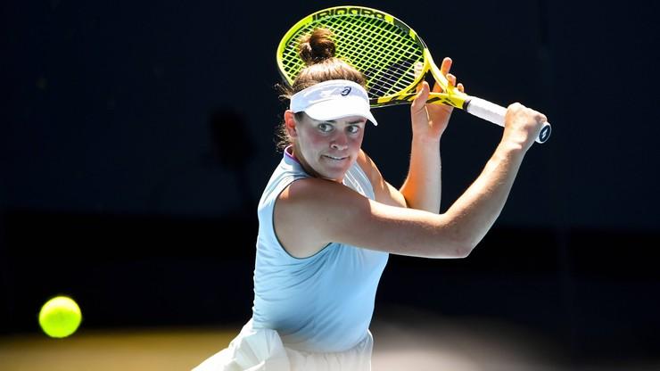 Australian Open: Jennifer Brady - Jessica Pegula. Relacja i wynik na żywo