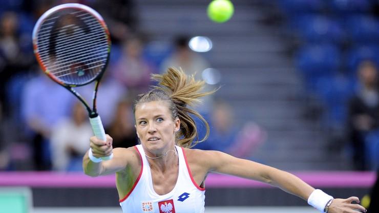 WTA w Sydney: Deszcz pokrzyżował plany. Rosolska dokończy finał w sobotę