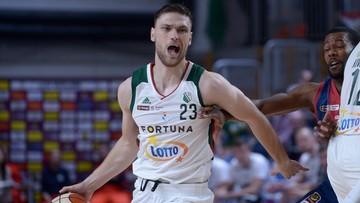 Niemiecka liga koszykarzy: Michał Michalak wiceliderem klasyfikacji strzelców