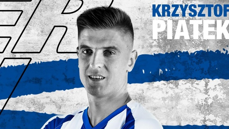 Krzysztof Piątek piłkarzem Herthy Berlin