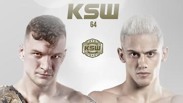 KSW 64: Znamy walkę wieczoru!