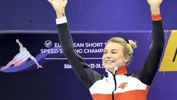 ME w short tracku: Srebro Natalii Maliszewskiej najlepszym wynikiem wśród Polaków