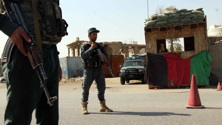 Afganistan: szef policji zginął w ataku. Odpowiedzialność za strzelaninę wzięli na siebie talibowie