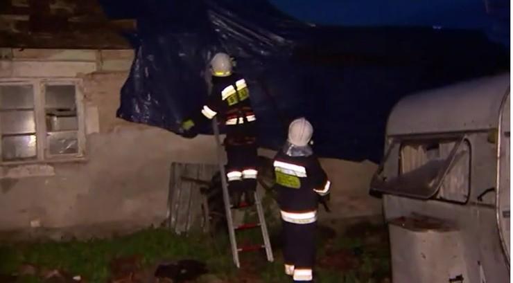 Burze nad Polską. Blisko 600 interwencji strażaków