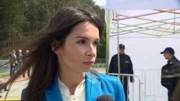 """Marta Kaczyńska zabrała głos w sprawie ekshumacji. """"Niewyobrażalna skala zaniedbań"""""""
