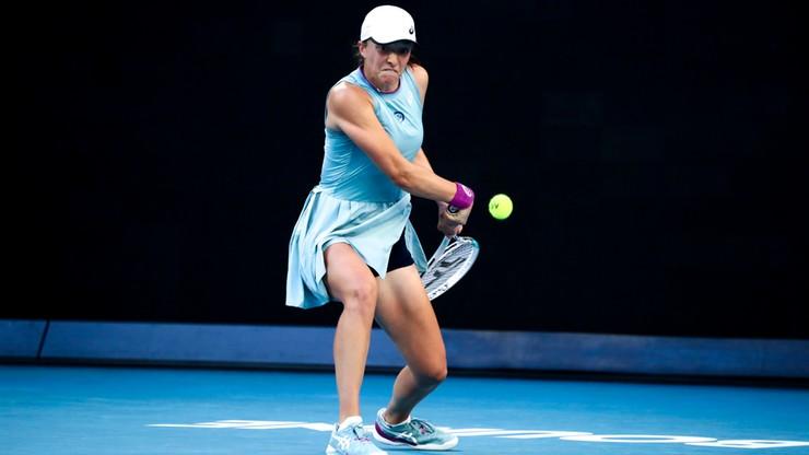 Australian Open: Iga Świątek i Łukasz Kubot poznali rywali w I rundzie miksta