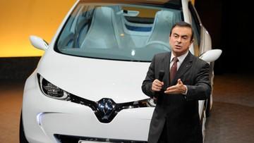 Szef Nissana Carlos Ghosn aresztowany. Akcje Renault-Nissan-Mitsubishi mocno w dół
