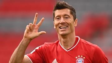 Bundesliga: Hat-trick Lewandowskiego! Pewny triumf Bayernu