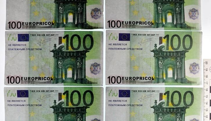 Banknotami do gier planszowych chciał opłacić pobyt w Polsce