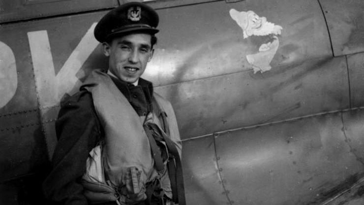 Nie żyje płk Franciszek Kornicki. Legendarny pilot Dywizjonu 303