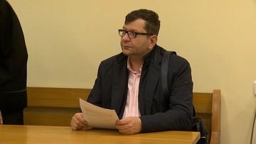 Zbigniew Stonoga zatrzymany. Prokuratura czeka na jego wydanie