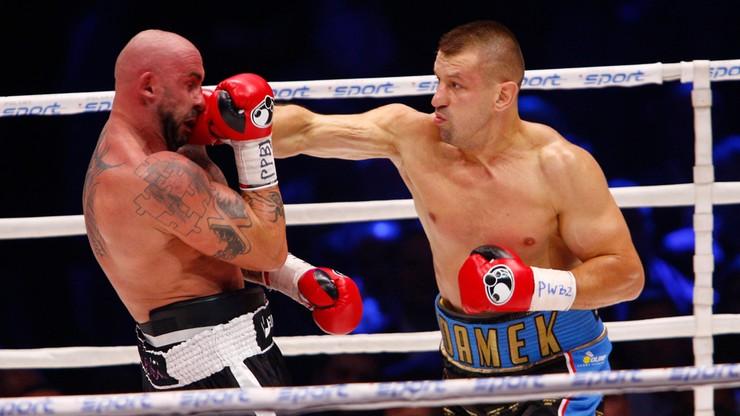 Tomasz Adamek potwierdza termin powrotu na ring. Jest dokładna data!