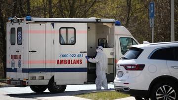 Liczba ofiar koronawirusa w Polsce przekroczyła 400. Blisko 10 tys. zakażonych