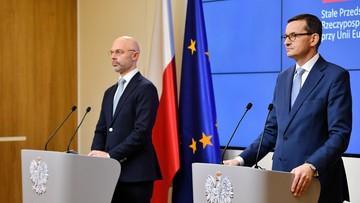 """Premier: szanuję poglądy Solidarnej Polski. """"Porozumienie jest możliwe"""""""