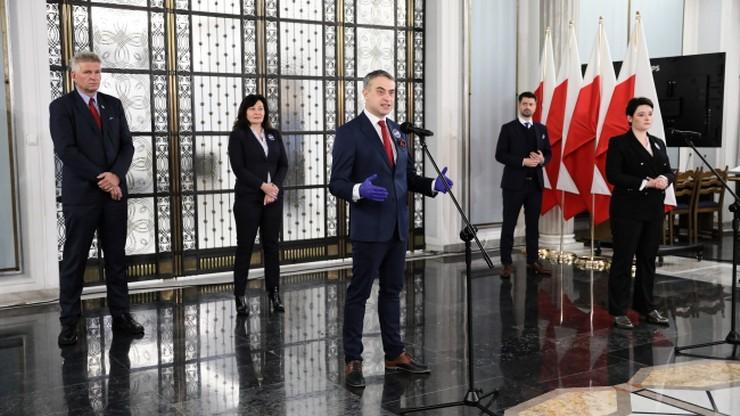 Lewica domaga się komisji śledczej ws. wyborów 10 maja