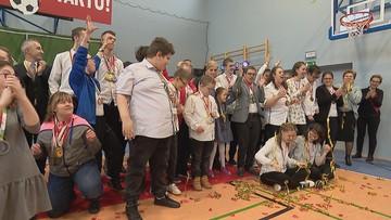 Trenowali w stajni, mają nową salę. Niepełnosprawnym olimpijczykom pomogła m.in. Fundacja Polsat