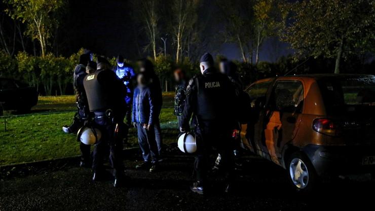 Starcia przed komendą w Koninie. Areszt dla dwóch osób