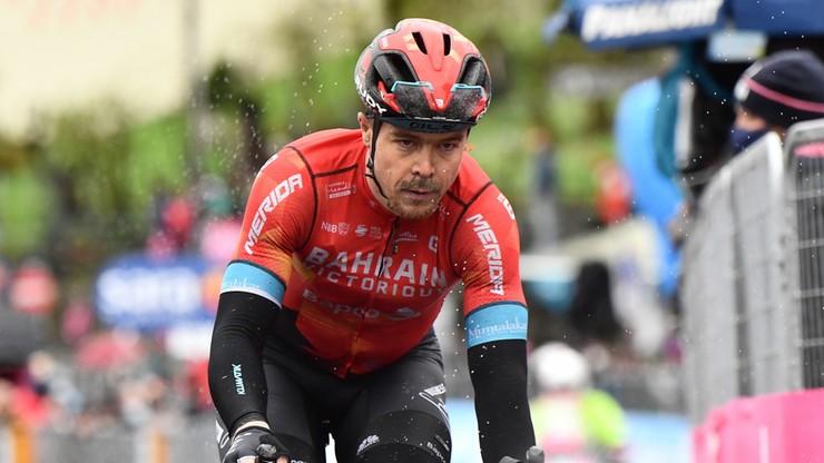 Giro d'Italia: Landę czeka operacja