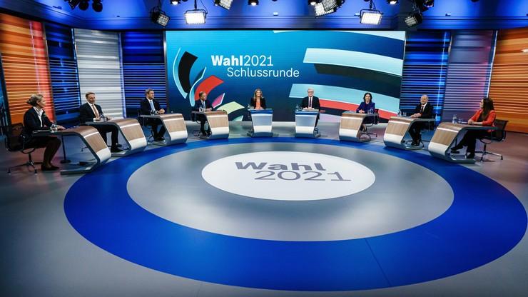 Niemcy. Kto zastąpi Angelę Merkel? W niedzielę wybory do Bundestagu