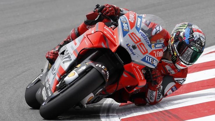 MotoGP: Wygrana Lorenzo, Marquez nadal liderem
