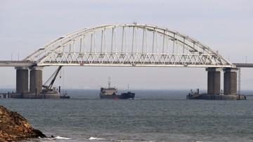 Minister infrastruktury Ukrainy: Rosja zablokowała ukraińskie porty na Morzu Azowskim