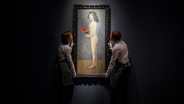 """""""Aukcja stulecia"""" w Nowym Jorku. Obraz Picassa sprzedany w niecałe trzy minuty za rekordową sumę"""