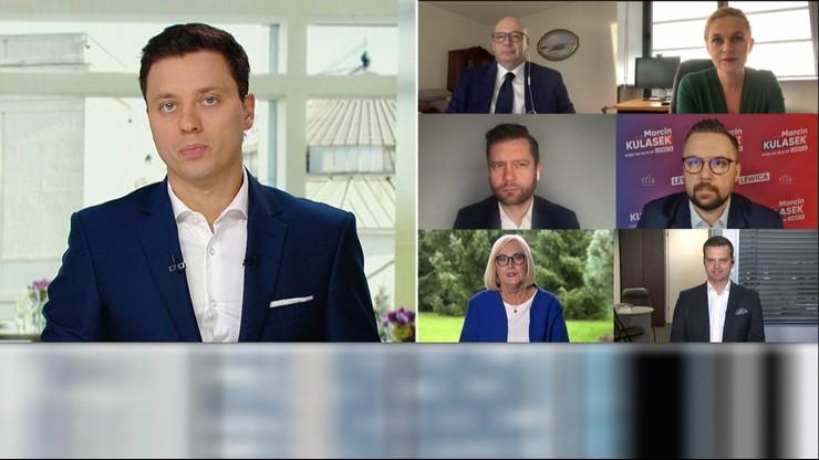 """Pomysł rury ze ściekami pod Wisłą za rządów PiS w Warszawie - Nowacka w """"Śniadaniu w Polsat News"""""""