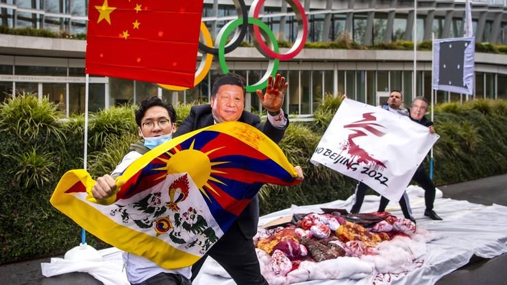 Ponad sto organizacji nawołuje do odebrania Chinom igrzysk olimpijskich